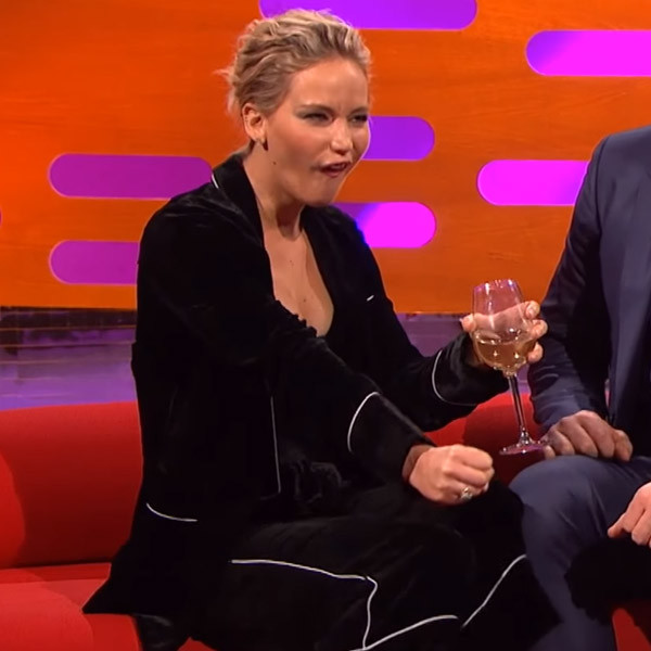 Jennifer Lawrence, Graham Norton Show