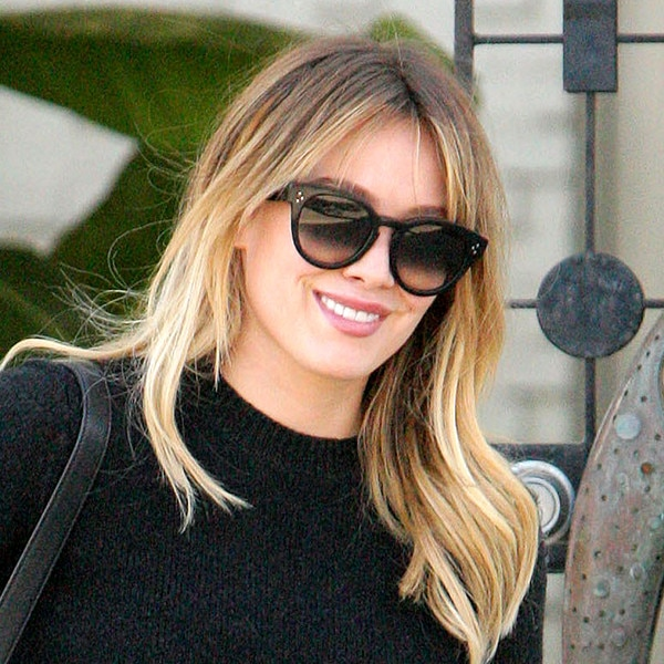 Hilary Duff, Beverly Hills