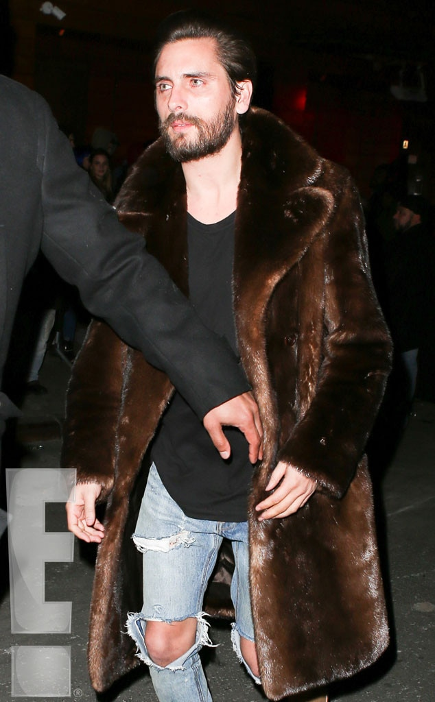 Scott Disick, Exclusive