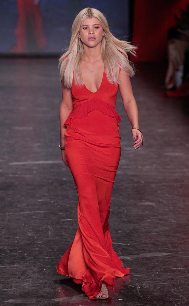 Sofia Richie, NYFW