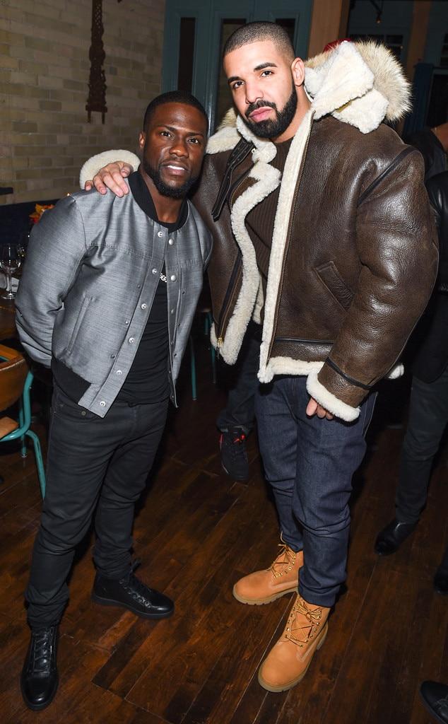Kevin Hart, Drake