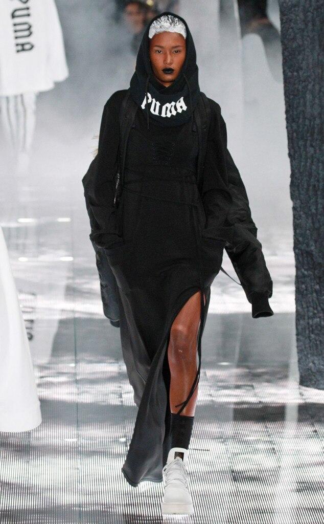 NYFW, FENTY x PUMA by Rihanna show