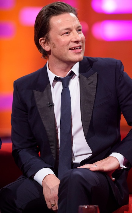 Jamie Oliver, Graham Norton Show