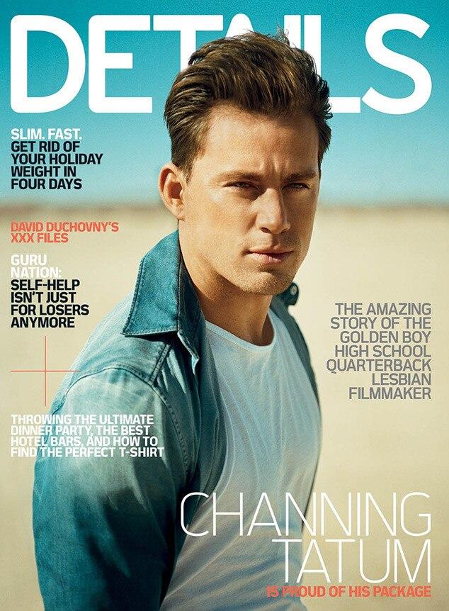 Channing Tatum, Details