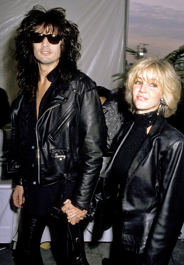 Tommy Lee, Heather Locklear, Grammy Couples