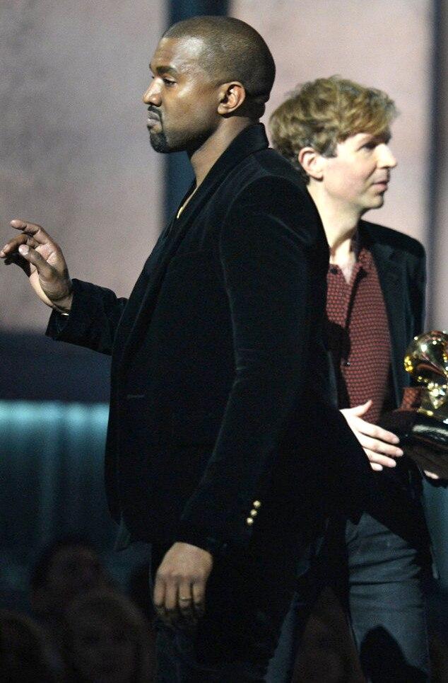 Beck, Kanye, Grammys