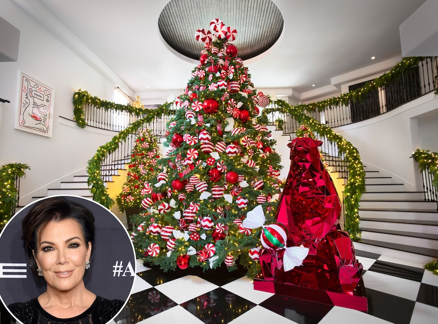 Kris Jenner, Christmas Tree