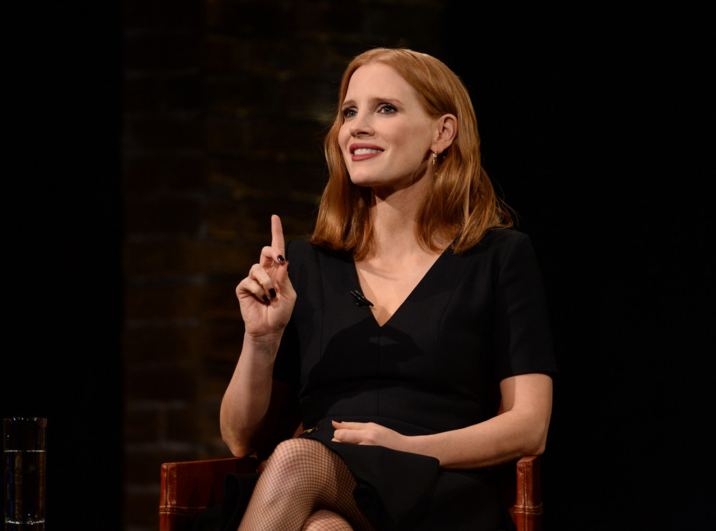 Inside the Actors Studio, Jessica Chastain
