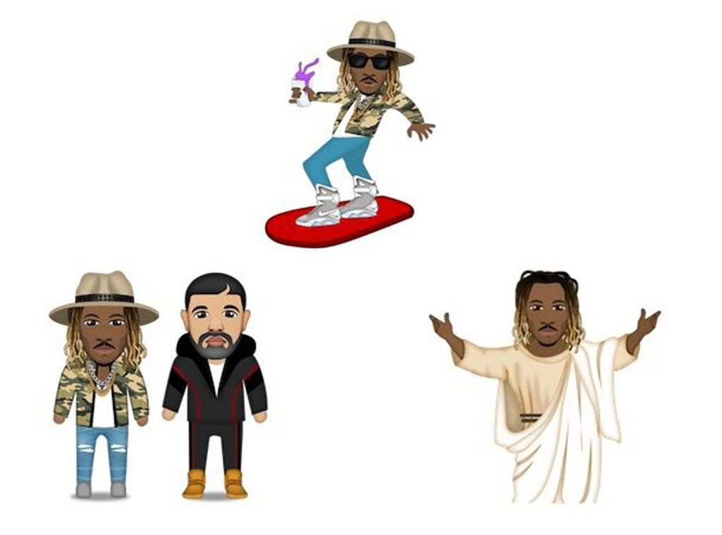 Best Celebrity Emojis, Future