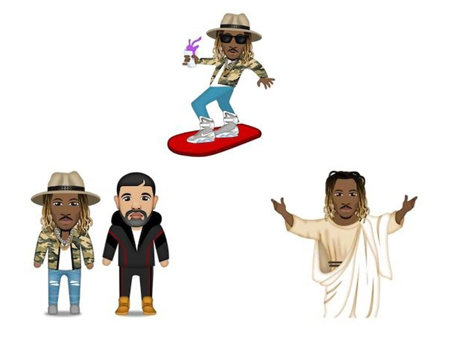 Best Celebrity Emojis, Future