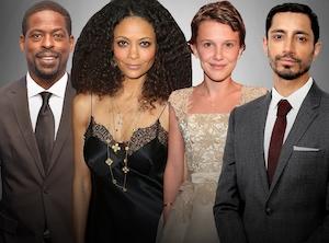 Breakthrough Performances, Sterling K. Brown, Thandie Newton, Millie Bobby Brown, Riz Ahmed