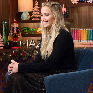 Jennifer Lawrence, Watch What Happens Live