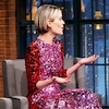 Sarah Paulson, Late Night With Seth Meyers