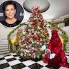 Kris Jenner, Christmas Tree