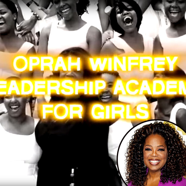 Oprah, Students