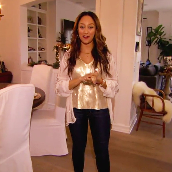 Tamera Mowry, Holiday Home