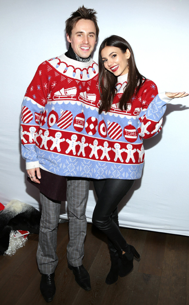 Victoria Justice, Reeve Carney