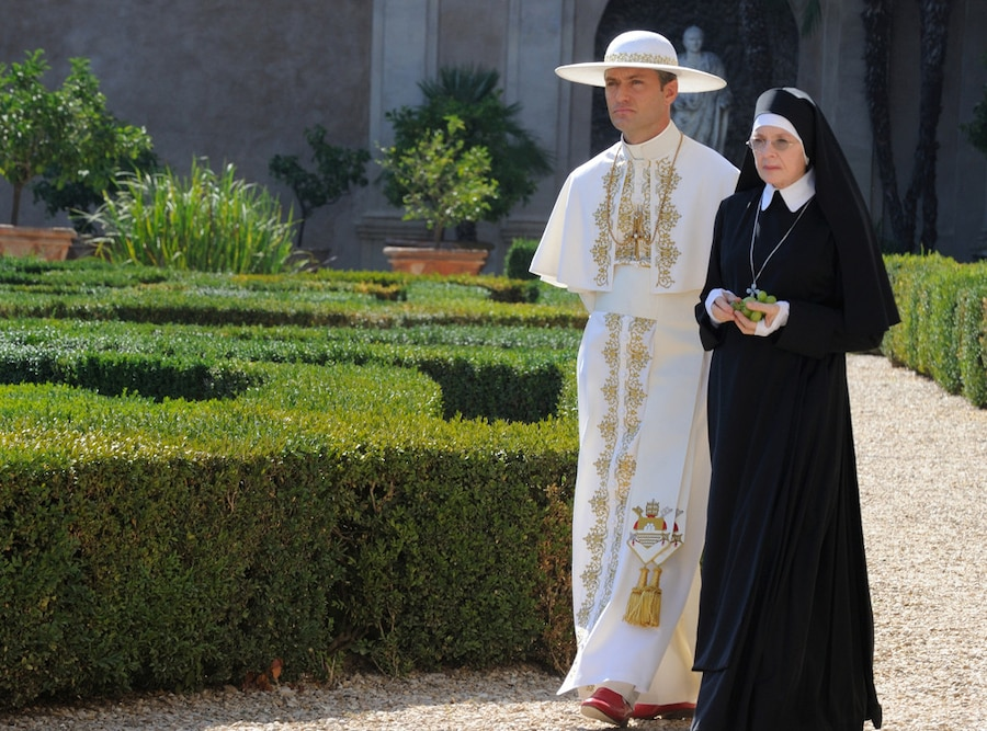 The Young Pope, Jude Law, Diane Keaton