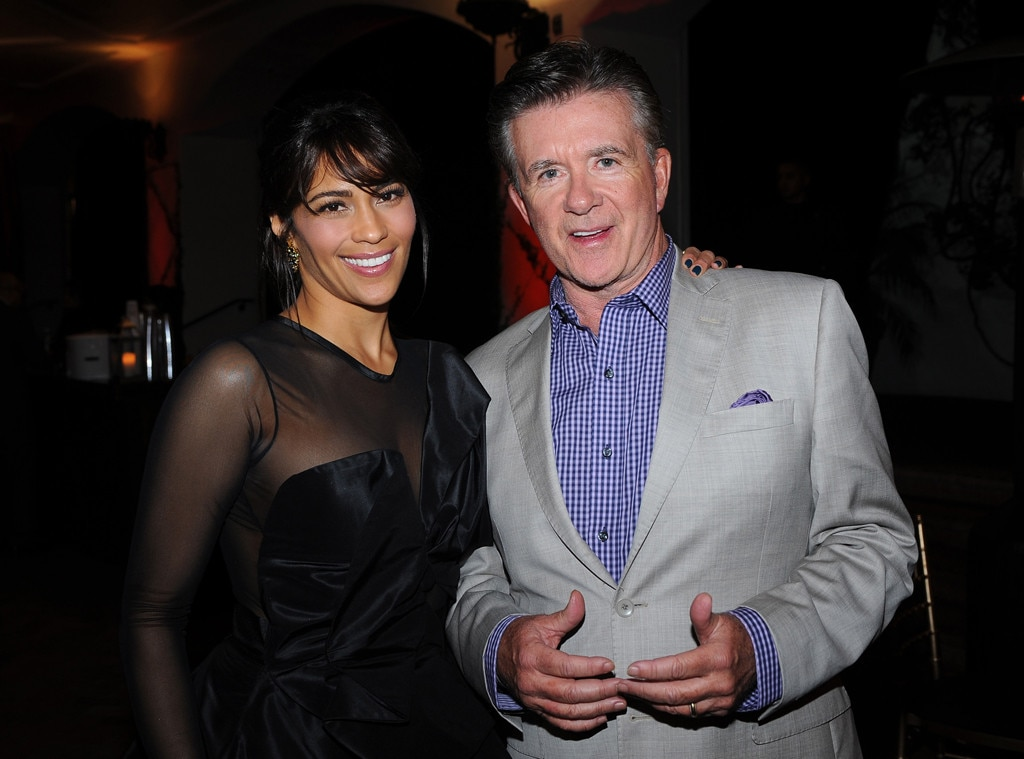 Paula Patton, Alan Thicke