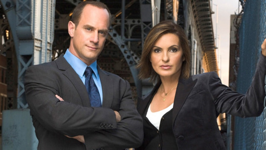 Mariska Hargitay, Chris Meloni, Law & Order: SVU, Old Couples