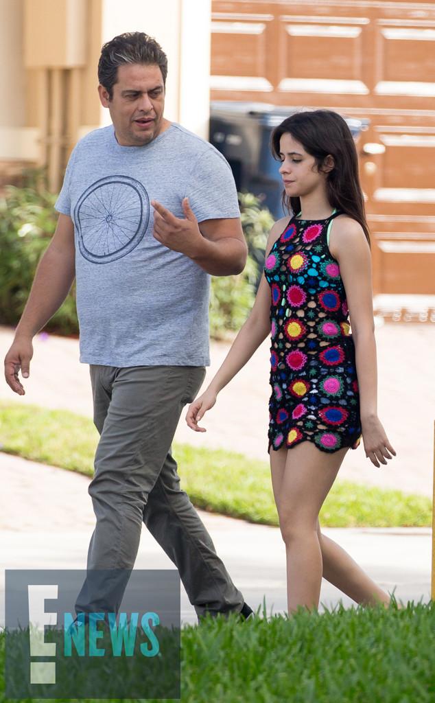 Camila Cabello, EXCLUSIVE