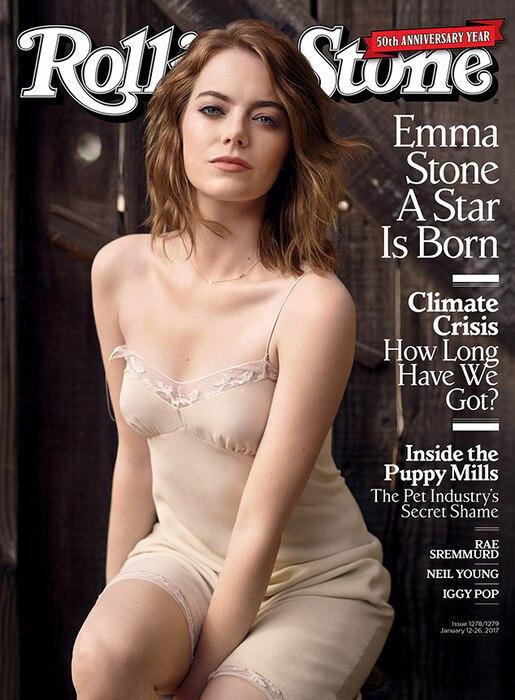 Emma Stone, Rolling Stone