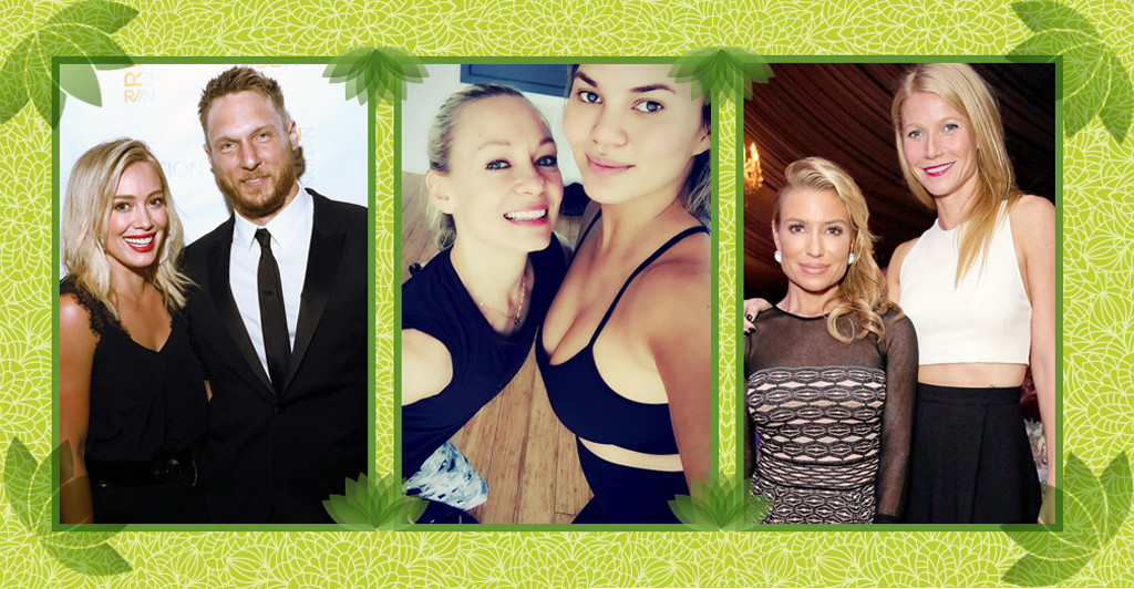 The Fabulous Life of Celebrity Trainers