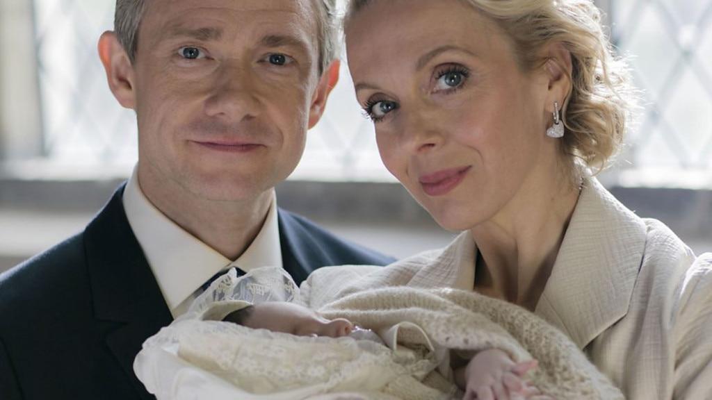 Sherlock, Martin Freeman, Amanda Abbington