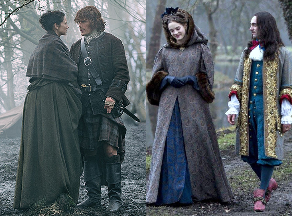 Like This? Watch That, Outlander, Versailles
