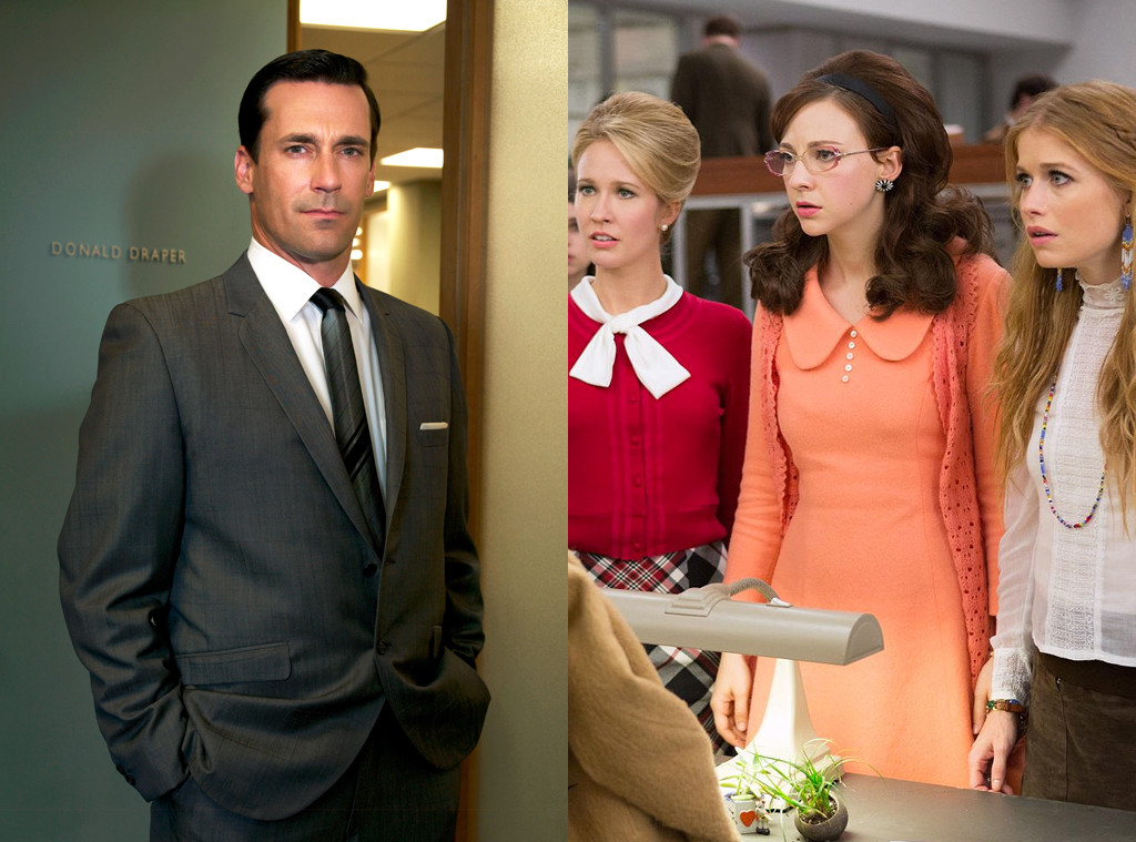 Like This? Watch That, Mad Men, Good Girls Revolt