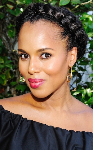 ESC: Crown Braids, Kerry Washington