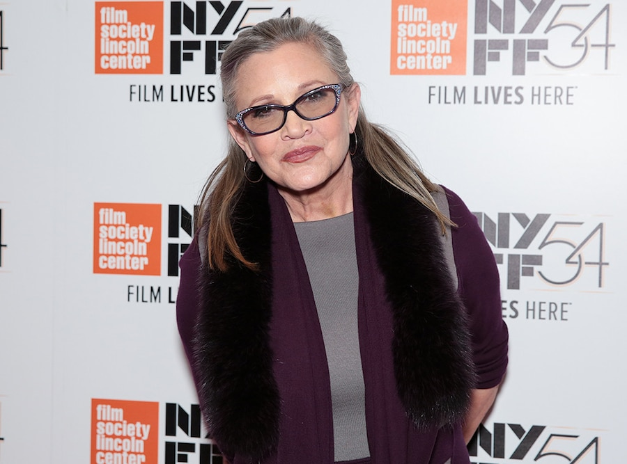 Carrie Fisher, NYFF
