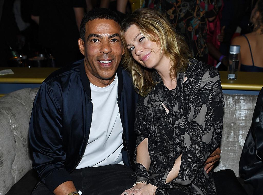 Ellen Pompeo, Chris Ivery, Las Vegas