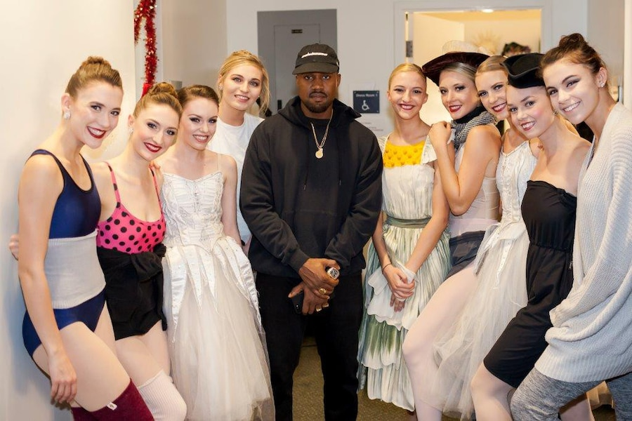Kanye West, Nutcracker