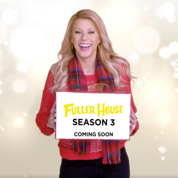 Jodie Sweetin, Fuller House, Season 3 Promo