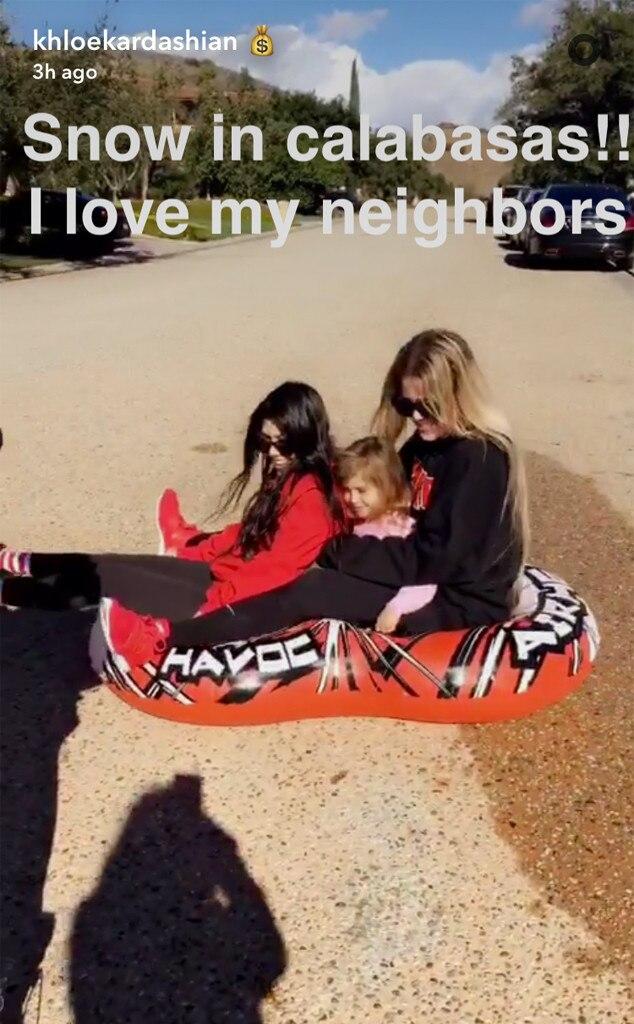 Kourtney Kardashian, Khloe Kardashian, Penelope Disick