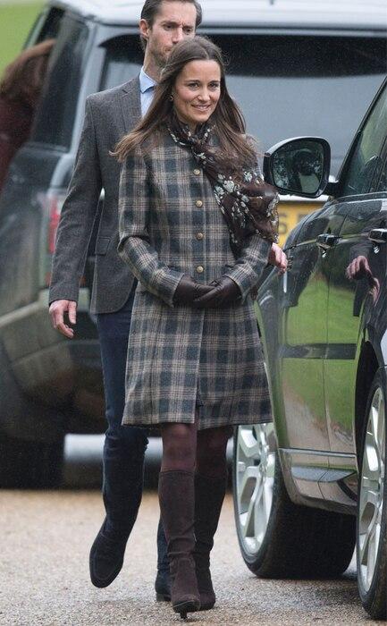 Pippa Middleton, Christmas