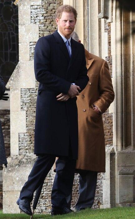 Prince Harry, Christmas