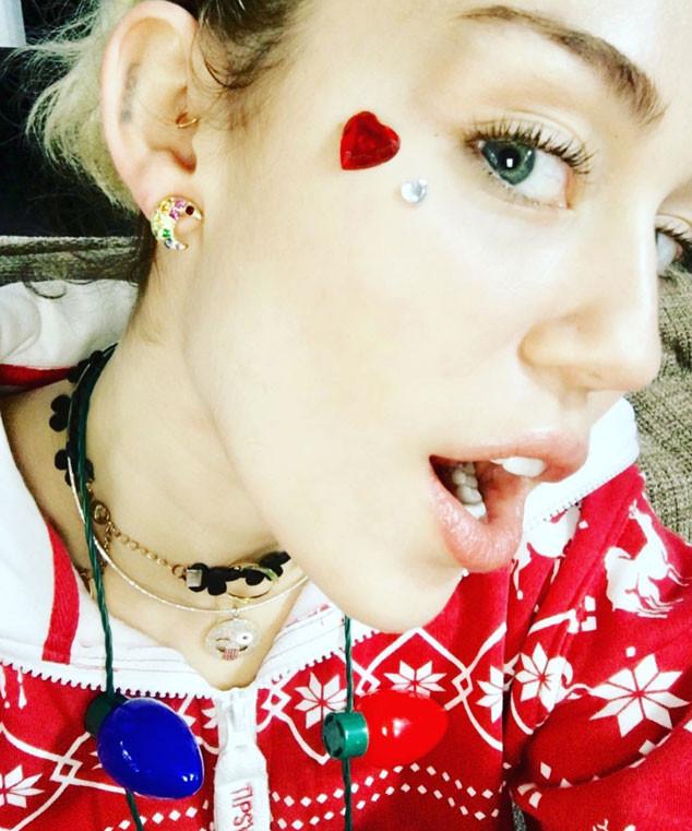 Miley Cyrus, Christmas