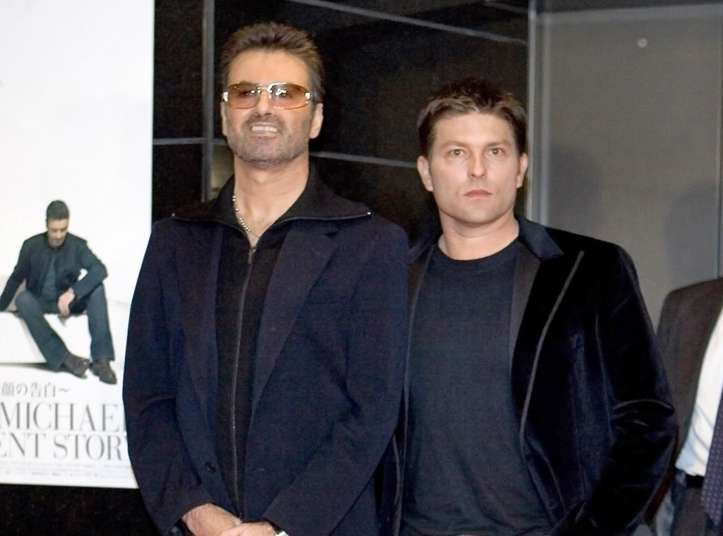 George Michael, Kenny Goss