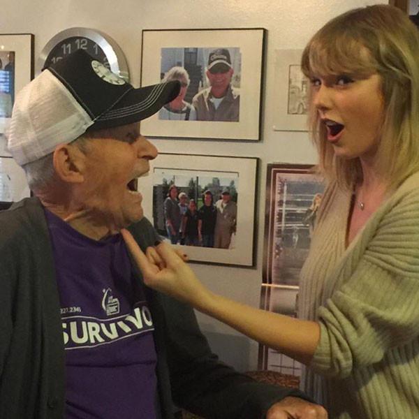 Taylor Swift, Twitter