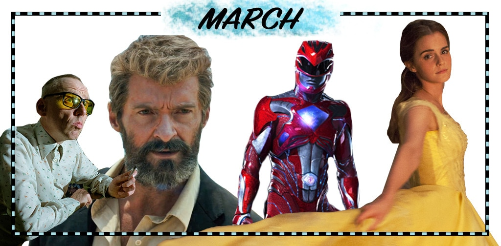 2017 Movie Preview, March
