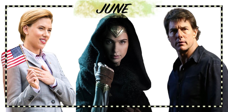 2017 Movie Preview, June