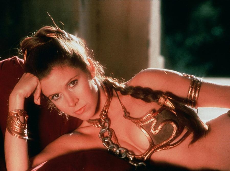 Carrie Fisher, Princess Leia
