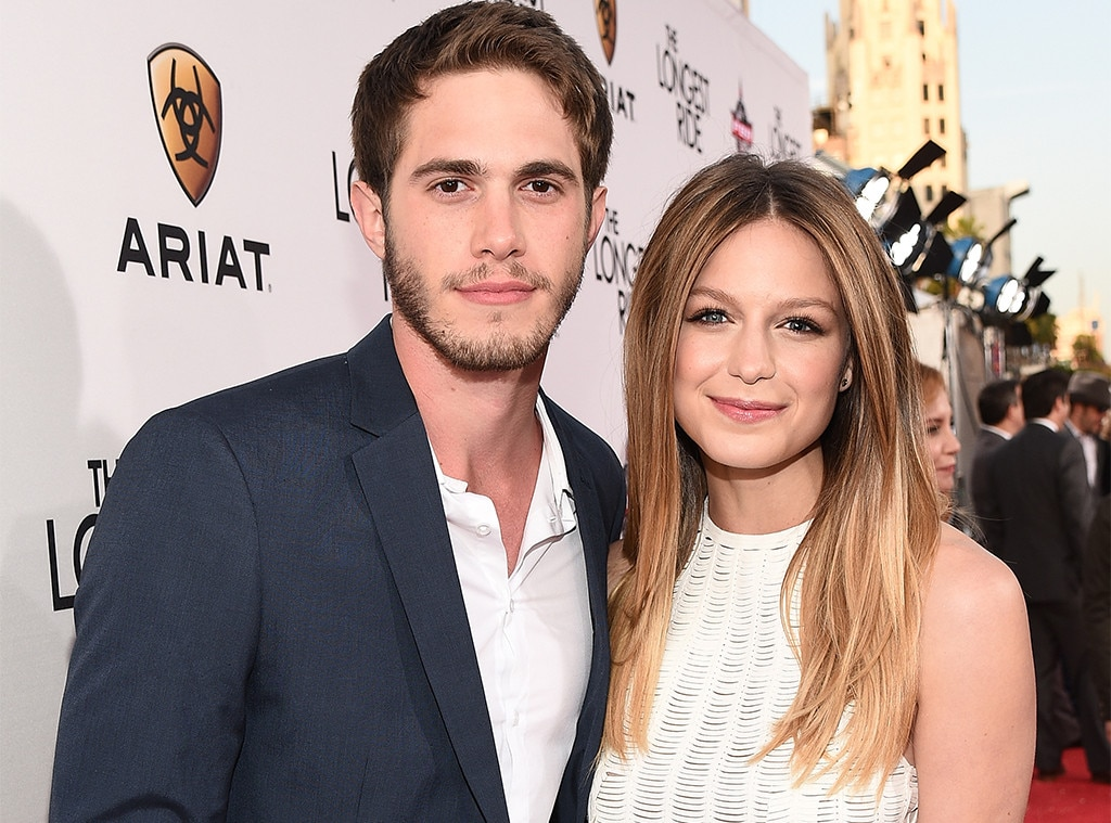Melissa Benoist and Blake Jenner are officially divorced now