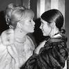 Debbie Reynolds, Carrie Fisher, 1972