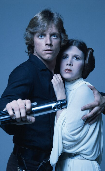 Mark Hamill, Carrie Fisher
