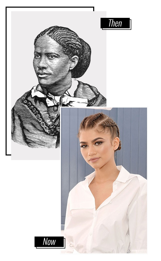 ESC: Origins of Braids, Cornrows