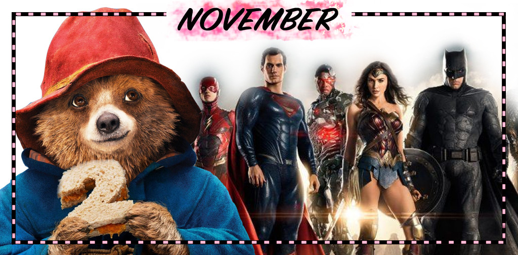 2017 Movie Preview, November