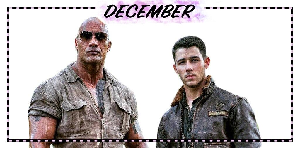 2017 Movie Preview, December